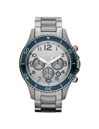 Marc by Marc Women's Rock MBM5028 Silver Stainless-Steel Quartz Watch