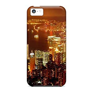 Excellent Design Big Town Case Cover For Iphone 5c