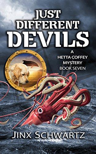 Just Different Devils by Jinx Schwartz ebook deal