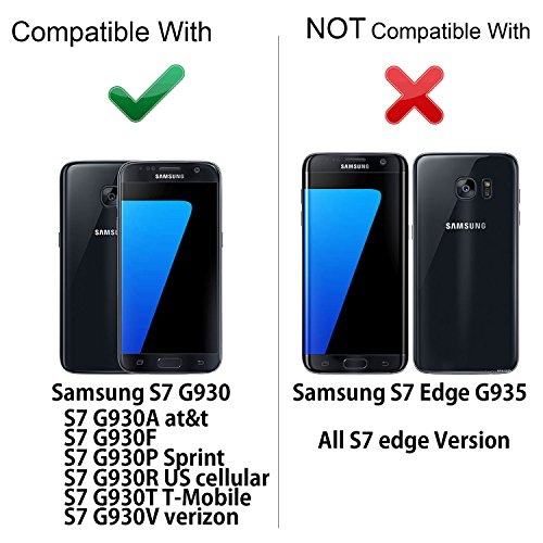 KR-NET LCD AMOLED Display Touch Screen Digitizer Assembly for Samsung Galaxy S7 SM G930 G930F G930A G930V G930P G930T G930R4 G930W8 (Black Onyx) + Tools by KR-NET (Image #6)