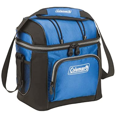 9 Can Cooler, Blue