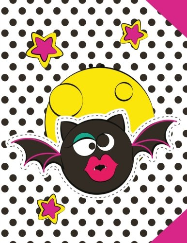 Primary Composition Notebook Journal For School Kids, Students and Teachers - Halloween: 120 Page Ruled Composition Notebook Journal For Halloween (More Kool Kidz) (Volume 42) -