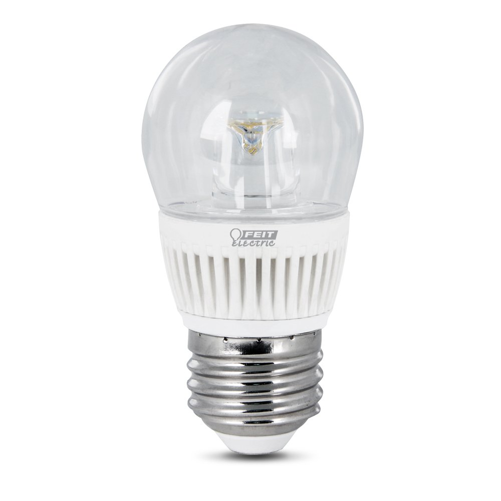 Feit Electric BPA15/CL/DM/LED A15 Dimmable LED - Led Household Light Bulbs - Amazon.com  sc 1 st  Amazon.com & Feit Electric BPA15/CL/DM/LED A15 Dimmable LED - Led Household ... azcodes.com