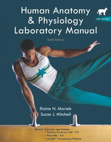 Download Human Anatomy & Physiology Laboratory Manual, 10th Edition ...