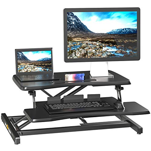 Used, WISE TIGER 32 inch Height Adjustable Standing Desk for sale  Delivered anywhere in Canada
