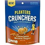 Cheap Planters Crunchers Cinnamon Brown Sugar Crispy Coated Peanuts, 7 oz Bag