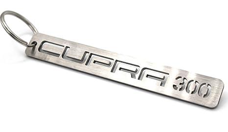 VmG-Store - Cupra 300 - Llavero de acero inoxidable