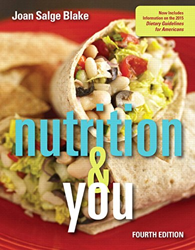 Nutrition & You Plus Mastering Nutrition with MyDietAnalysis with Pearson eText--Access Card Package (4th Edition)