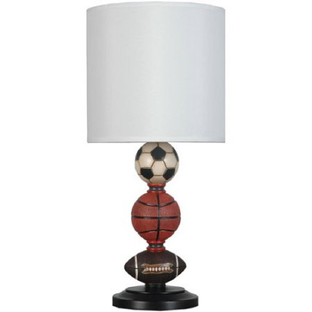 your zone multi-sports lamp with shade
