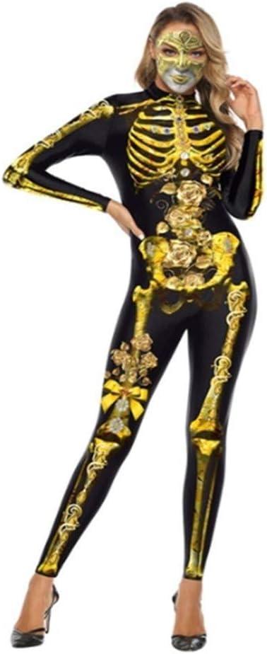 Disfraces de Halloween for las mujeres, los huesos mecánicos de ...