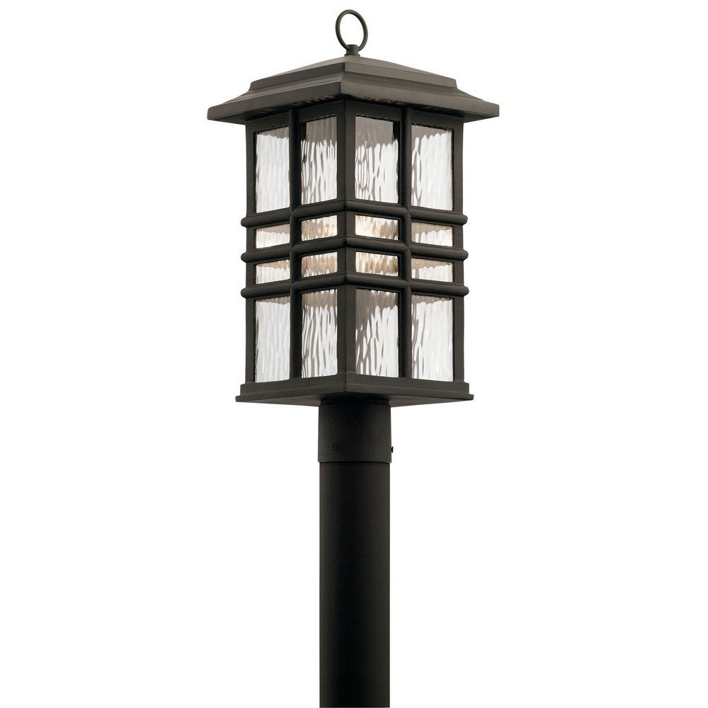 Kichler 49832OZ One Light Outdoor Post Mount