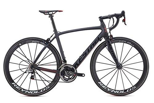Kestrel Legend LTD SRAM Bicycle, Satin Carbon/Red, 55cm/Medium Advanced Sports International - Bike