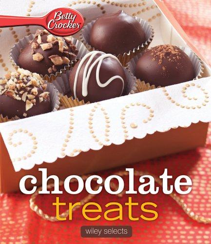 Betty Crocker Chocolate Treats: HMH Selects (Betty Crocker Cooking) by Betty Crocker