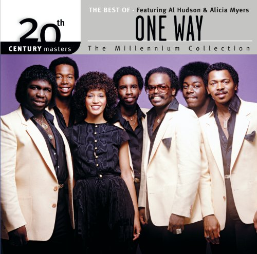 The Best Of One Way Featuring Al Hudson & Alicia Myers 20th Century Masters The Millennium Collection (The Best Of One Way Featuring Al Hudson Alicia Myers)