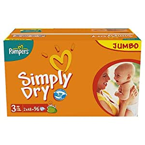 Pampers - Pañal desechable1