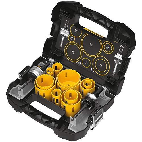 Dewalt D180005 Kit de perforadora, 14 piezas