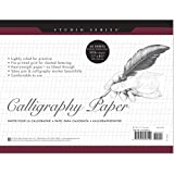 calligraphy practice pad - Studio Series Calligraphy Paper Pad (set of 50 heavyweight sheets)