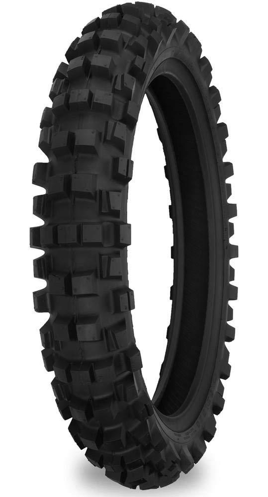 Shinko 525 Series Soft To Intermediate Rear Tire - 100/100-18