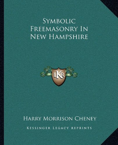 Download Symbolic Freemasonry In New Hampshire pdf