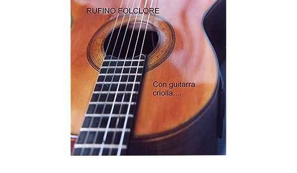 Zamba del Cantor Enamorado de Rufino Folclore en Amazon Music ...