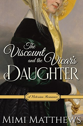 The Viscount and the Vicar's Daughter: A Victorian Romance cover