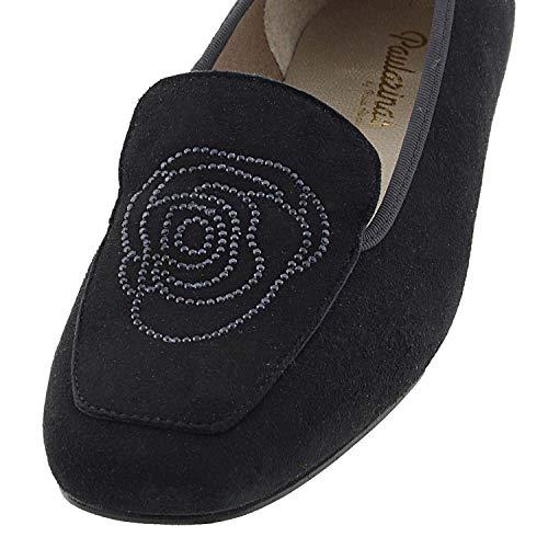 Slipers Piel Estilo Estilo Negro Estilo Zapatos Zapatos Slipers Negro Piel Slipers Zapatos Piel Negro x041aw1q