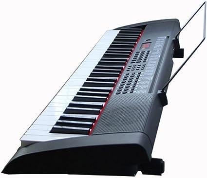 KYOKIM Teclado De Piano De 61 Teclas Teclado De Adulto para ...