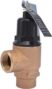 Cash Acme 13570-0150 Pressure Relief Valve, Brass