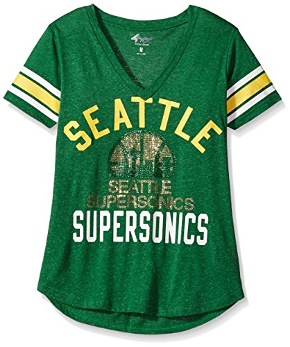 ics Women's The Big Game Tee, XX-Large, Green ()