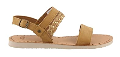 31a95eaac949 Image Unavailable. Image not available for. Color  UGG Women s Elin Quarter Strap  Sandal