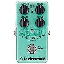 TC Electronic HyperGravity Compressor Compression and Sustain
