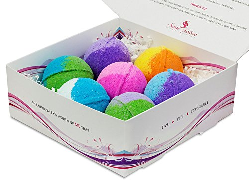 Luxurious Bath Bombs set 4 5 product image