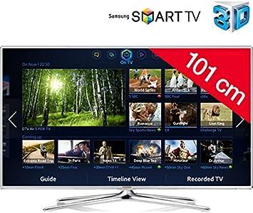 Samsung UE40 F6510 – Televisor LED 3d Smart TV + Gafas 3d Active SSG-5100GB: Amazon.es: Electrónica