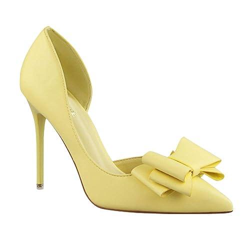De Tacón Retro Mujer Verano Moda Zapatos Gtagain Primavera Sexy R4j53qAL