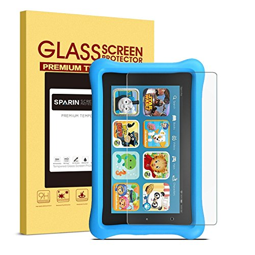 Fire Kids Edition / Fire 7 Inch  Screen Protector, SPARIN Bu