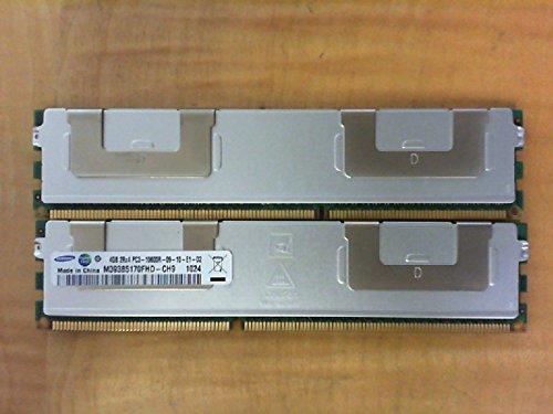 SAMSUNG M393B5170FHD-CH9 4GB SERVER DIMM DDR3 PC10600(1333) REG ECC 1.5v 2RX4 240 512MX72 256mX4 CL9