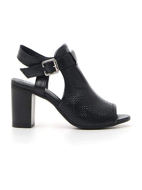 itScarpe E In Sandali Donna Borse Pittarello Nero PelleAmazon j3RL5Aq4