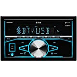 BOSS 820BRGB Bluetooth, Double Din, MP3/USB/SD AM/FM Receiver