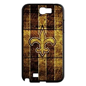 Different Style Custom Personalized Sports NFL New Orleans Saints SamSung Galaxy Note 2 Case New Orleans Saints Logo Cover Galaxy Note 2 N7100 TU543120