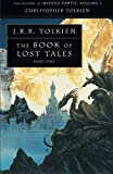 Book cover from The Book of Lost Tales 1 (History of Middle-Earth) (Pt. 1) by J.R.R. Tolkien