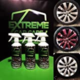 Extreme Car Care Mutant Wheel Alloy Rim Cleaner - Non Acidic Formula - Keep your rims looking Brand New!