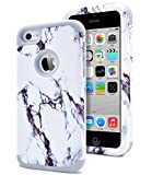 Best Case For Iphone 5cs - iPhone 5C Case,5C Case,Dailylux PC+Soft Silicone Three Layers Review