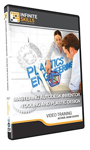 Mastering Autodesk Inventor - Tooling and Plastic Design - Training DVD by Infiniteskills