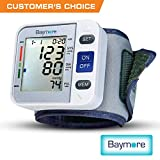 Baymore Digital Wrist Blood Pressure Monitor Cuff Deal