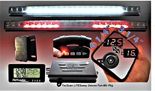 TecScan LiTESeasy MAX Golf Cart Remote Control Lights & All Signals Kit