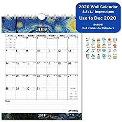 Image of the product Small 2019 2020 Calendar that is listed on the catalogue brand of CRANBURY.