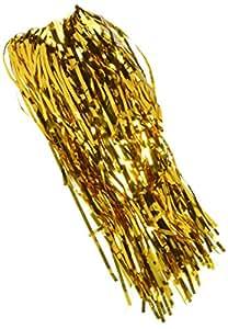 Forum Novelties 76011 SUNBEAUTY Metallic Tinsel Foil Fringe Curtains