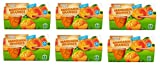 4 oz juice boxes - Great Value Mandarin Oranges, No Sugar Added, 4 Oz, 4 Count Box, pack of 6