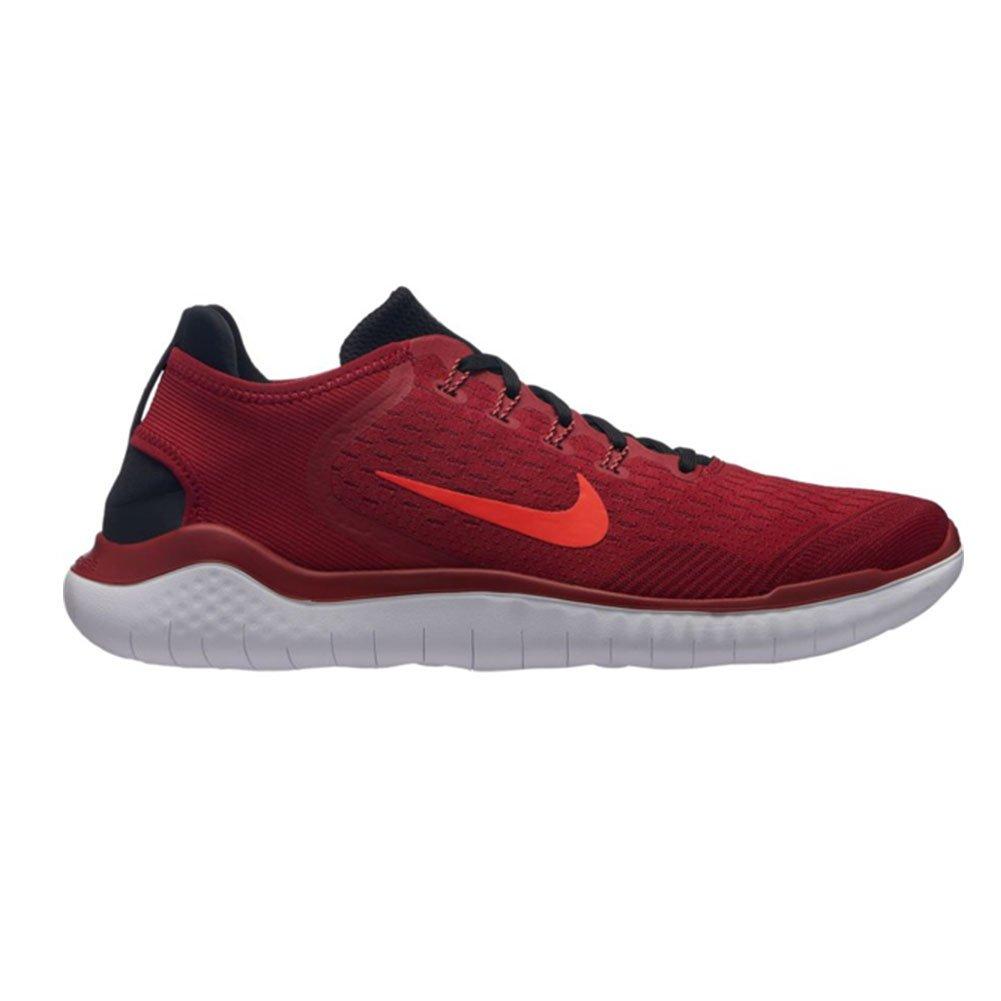 NIKE Men's Free Rn 2018 Running Shoe B078JDLZSX 7 D(M) US|Gym Red/Bright Crimson-black-team Red