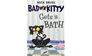 Bad Kitty Gets a Bath by Bruel, Nick (2009) Paperback